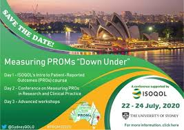 Measuring PROMs Down Under